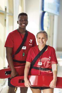 2 lifeguards