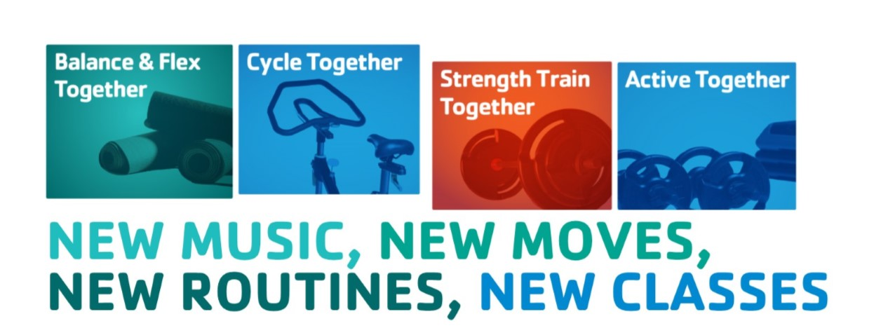 New Group Exercise Classes