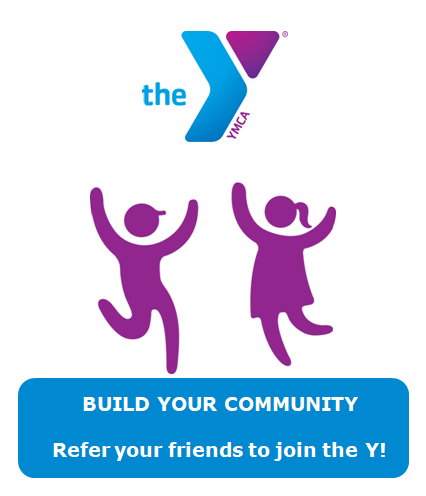 Refer Your Friends to Join the Y!